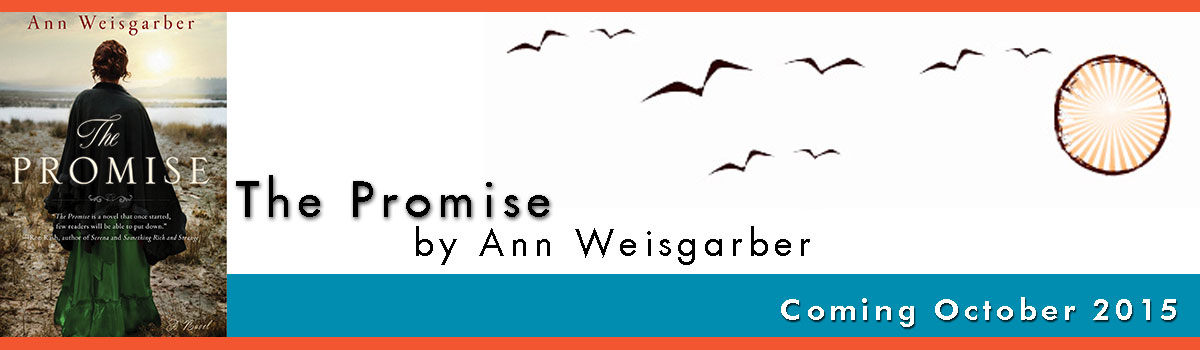 The Promise by Ann Weisgarber - Coming in October 2014