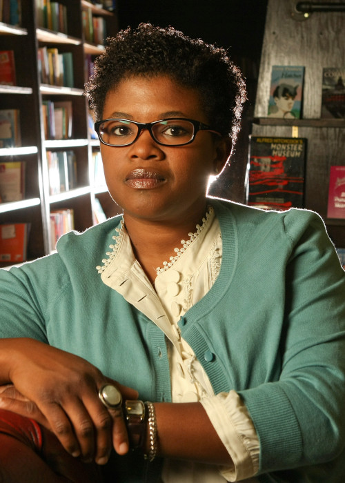 Author photo: Attica Locke
